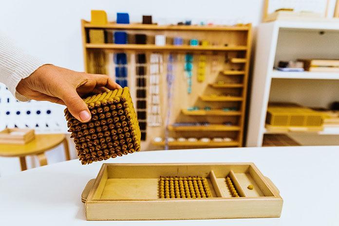 Metoda Montessori w praktyce